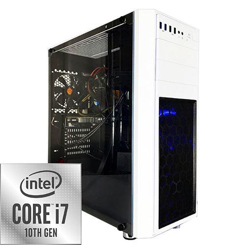 新品ゲーミングPC thermaltake Versa H26 Intel Corei7 第10世代 メモリ32GB M.2SSD1000GB GT1650 ドライブ