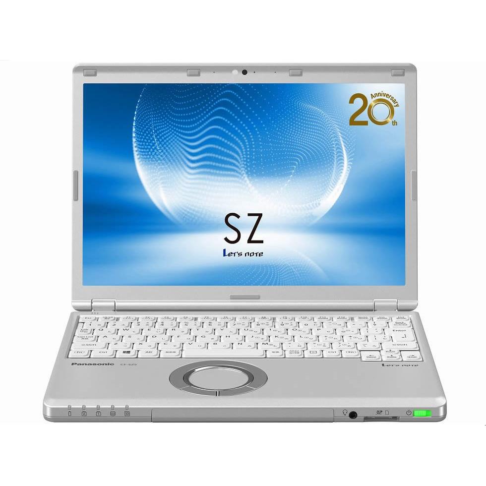 中古レッツノート Lets note SZ5 Intel Corei5-6300U メモリ4GB SSD128GB カメラ