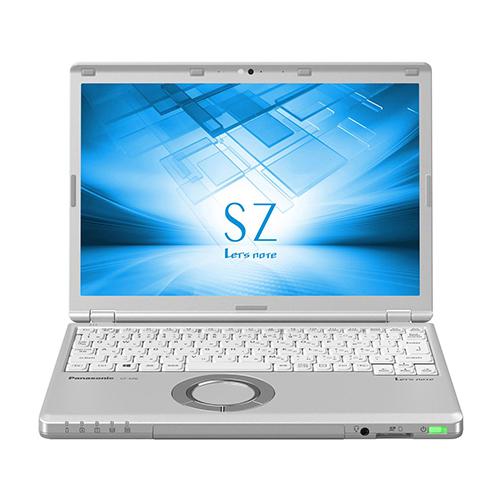 中古レッツノート Lets note SZ6 Intel Corei5 第7世代 メモリ8GB SSD256GB カメラ
