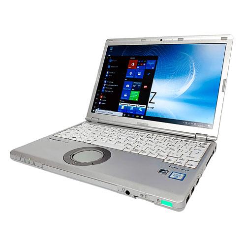 中古レッツノート Lets note CF-SZ5 Intel Corei5-6300U メモリ8GB SSD256GB カメラ