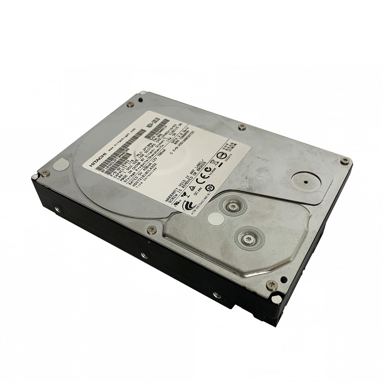3.5インチHDD1TB換装