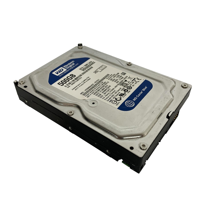 3.5インチHDD500GB換装